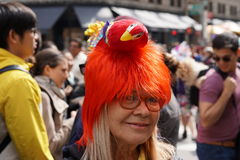The 2015 NYC Easter Parade 114 Stock Photos
