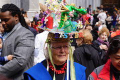 The 2015 NYC Easter Parade 110 Royalty Free Stock Images