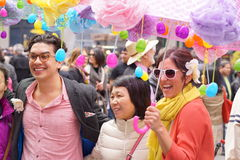 The 2015 NYC Easter Parade 108 Stock Photography