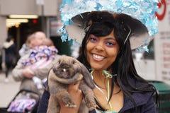 The 2015 NYC Easter Parade 105 Stock Photos