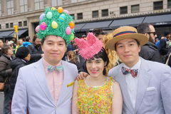 The 2015 NYC Easter Parade 101 Stock Photo