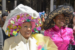 NYC Easter Parade Stock Photo