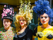 NYC Easter Parade Stock Image