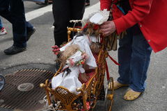 The 2015 NYC Easter Parade & Bonnet Festival 75 Royalty Free Stock Images