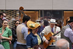 The 2015 NYC Easter Parade & Bonnet Festival 70 Royalty Free Stock Photo