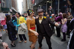 The 2015 NYC Easter Parade & Bonnet Festival 54 Stock Photography