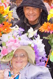 The 2015 NYC Easter Parade & Bonnet Festival 8 Royalty Free Stock Photo