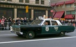 NYC ehrt Veteranen-Tag Lizenzfreies Stockfoto