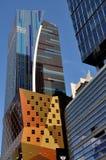 NYC: El hotel de Westin en la 8va avenida Imágenes de archivo libres de regalías