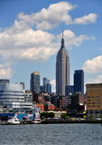 NYC:  The Empire State Building Royalty Free Stock Photo