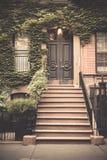 NYC-Flatdeur stock foto's