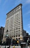 NYC:  The Flatiron Building Stock Photos