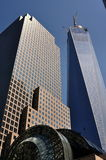 NYC: The FreedomTower Stock Photography