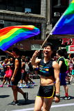 NYC: 2014 Gay Pride Parade Stock Photos