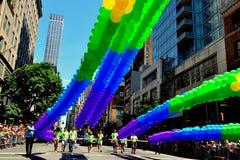 NYC: 2014 Gay Pride Parade Royalty Free Stock Image