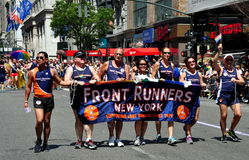 NYC: 2014 Gay Pride Parade Royalty Free Stock Image
