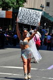 NYC: 2014 Gay Pride Parade Stock Image