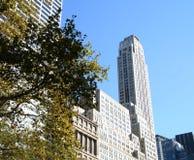 NYC Gebäude Lizenzfreies Stockfoto