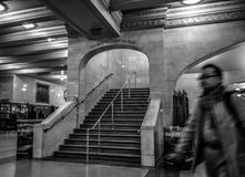 NYC Grand Central Station Royalty Free Stock Photos