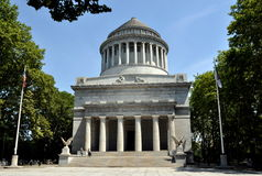 NYC:  Grant's Tomb Royalty Free Stock Photos