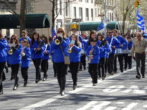 NYC Greek Independence Day Parade 2016 Part 4 80 Royalty Free Stock Images