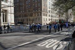 2016 NYC Griekse Parade 2 van de Onafhankelijkheidsdag Royalty-vrije Stock Afbeeldingen