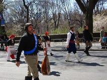 2016 NYC Griekse Parade 55 van de Onafhankelijkheidsdag Stock Afbeelding