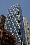NYC: The Hearst Tower Stock Photo