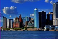 NYC hermoso Fotografía de archivo libre de regalías