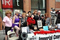 NYC: Het Festival van het Oosten van de Straat van Folsom Royalty-vrije Stock Foto