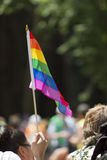 NYC-Homosexuelles Pride March Lizenzfreie Stockbilder