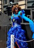 NYC: 2014 homossexual Pride Parade Imagem de Stock