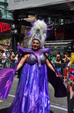 NYC: 2014 homossexual Pride Parade Fotografia de Stock Royalty Free