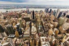 NYC-Horizon Stock Foto