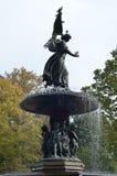 NYC i hösten Fotografering för Bildbyråer
