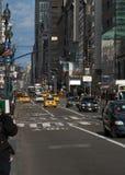 NYC IV 免版税库存照片
