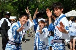 NYC: Japan Day Festival Stock Photo