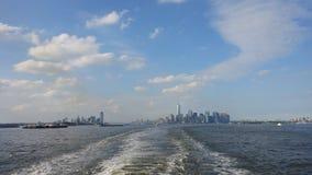 NYC AM 4. JULI Lizenzfreies Stockbild