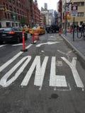 NYC kocha ciebie Obraz Stock