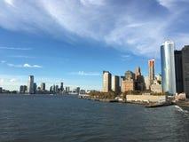 ¡NYC, la manzana grande! Foto de archivo libre de regalías