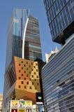 NYC: La torre del Times Square del hotel de Westin Imágenes de archivo libres de regalías