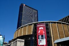NYC: Madison Square Garden Stock Image