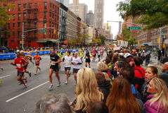 NYC-Marathon 2013 Stockfoto