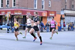 2013 NYC-Marathon Royalty-vrije Stock Foto