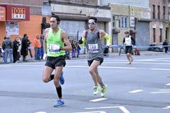 2013 NYC-Marathon Royalty-vrije Stock Fotografie