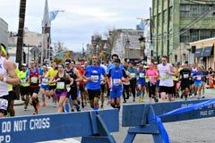 2013 NYC-Marathon Stock Afbeeldingen