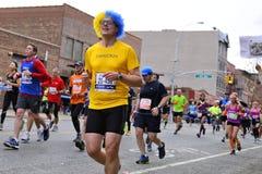 2013 NYC-Marathon Stock Foto