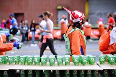 2013 NYC-Marathon Royalty-vrije Stock Afbeelding