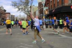 2013 NYC-Marathon Royalty-vrije Stock Afbeeldingen