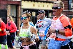 2013 NYC-Marathon Stock Foto's